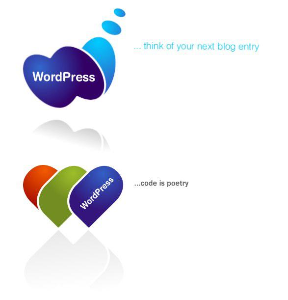 2005_03_wordpress-logo-proposal_radenkovic_sample